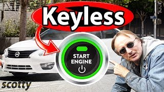 Why Keyless Cars Suck!