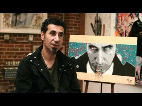 Serj Tankian - Writing A Rock Record
