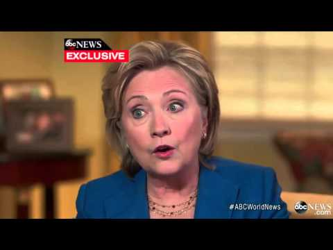 The Beast : Hillary Clinton says it doesn't matter if Obama made a deal with the Devil (Jun 07,2014)