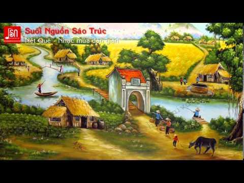 NÉT QUÊ - Hòa tấu Nhạc Múa Dân Gian | Hòa tấu nhạc dân tộc Viêt Nam