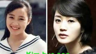 ♥KOREAN♥ K-pop Drama Stars (before & After) Child To