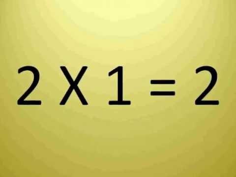 Ouvindo e Aprendendo a tabuada de Multiplicação - Mult 2