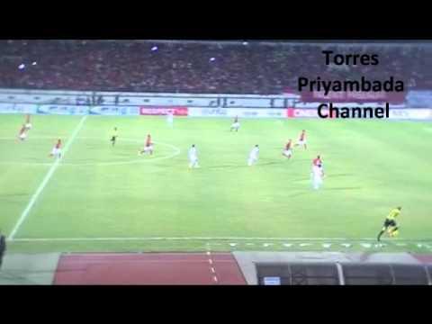 Indonesia vs Vietnam U19 AFF 2013