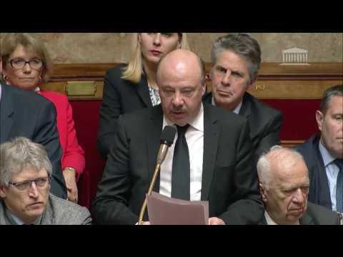 M. Alain Gest - Situation économique de l'industrie