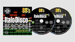 80's Revolution ITALO DISCO Volume 1 (2CD) PROMO