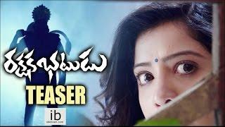 Rakshaka Bhatudu Teaser