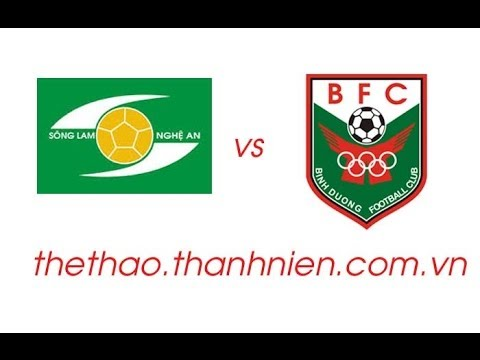 Song Lam Nghe An 0-2 Becamex Binh Duong