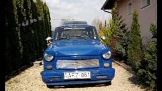 Trabant 1.1 (Mani) felújítás