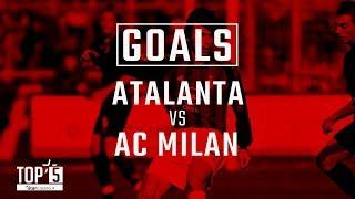 Our best goals against Atalanta