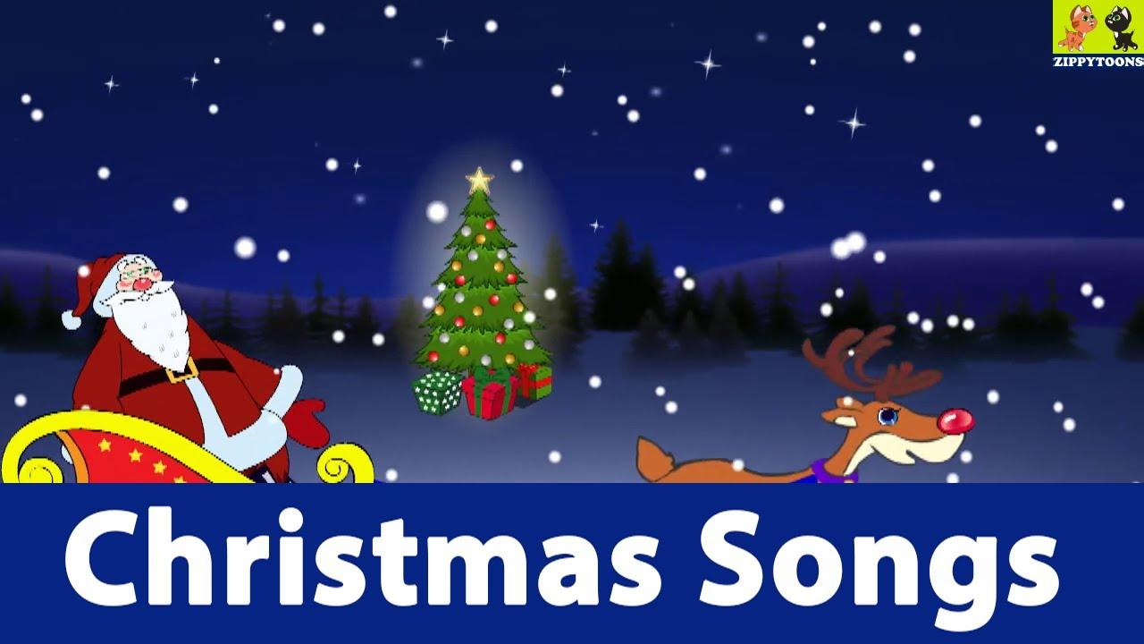 Nursery Rhymes   God Rest Ye Merry, Gentlemen   Animated Christmas Songs & Lyrics By ZippyToons ...