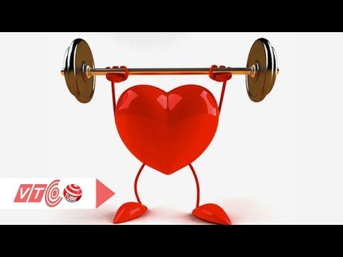 Giữ trái tim khoẻ sau tuổi 40   VTC