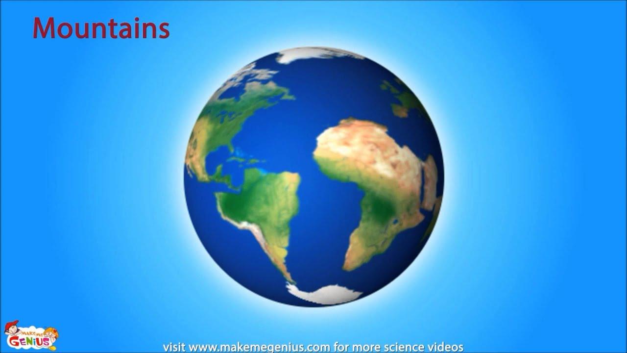 plate tectonics for kids - from  makemegenius com