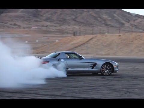 SLS GT AMG On-Track Review - One Take