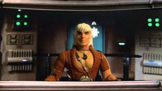 Star Trek II: The Wrath Of Khan The Toy Movie