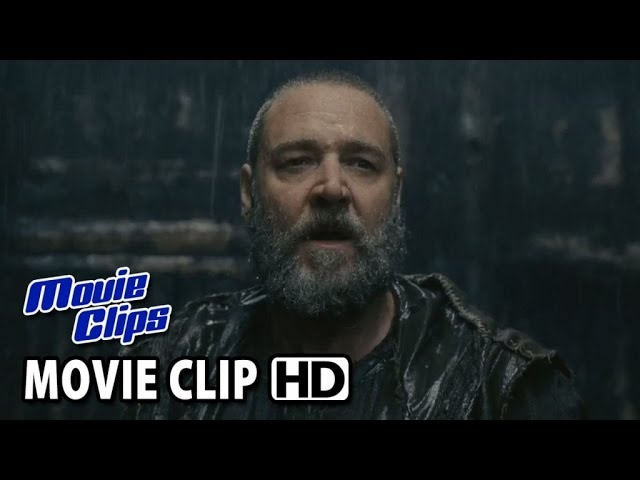 Noah Movie CLIP - The Flood (2014) HD