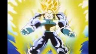 Goku Tuns Into A Ascended Super Saiyan