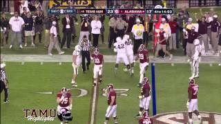 Texas A&M Highlights vs Alabama 11-10-2012 ??