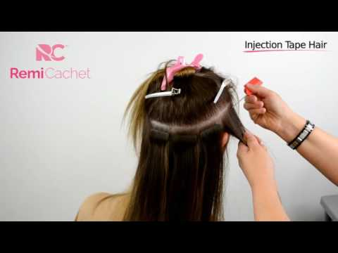 Remi Cachet Elegance Injection Tape® Hair