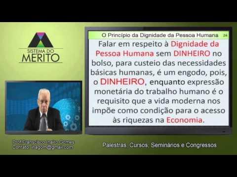 POL.07 - O Princípio Constitucional da Dignidade Humana