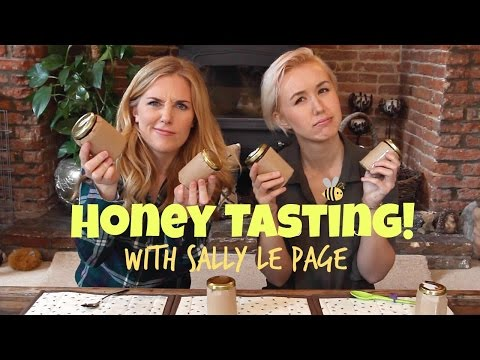 The Honey Tasting Challenge! with Sally Le Page (Shed Science)