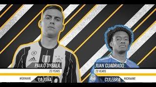 ESSENTIALS Ep.1: Passing | Dybala, Cuadrado and J-Academy USA!