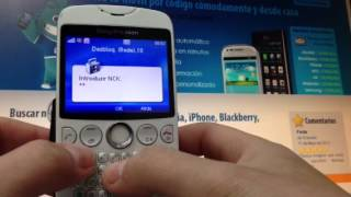 Liberar Sony Ericsson CK13i De Vodafone Portugal, Movical