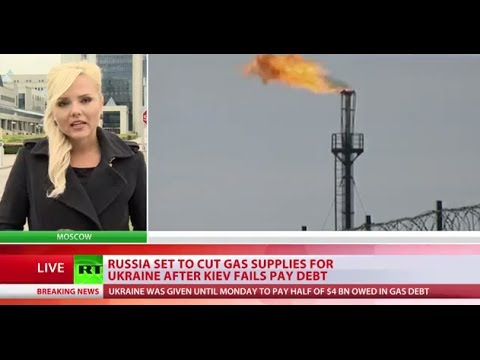 Ukraine to pay upfront for Russian gas after $4bn debt deadline passes