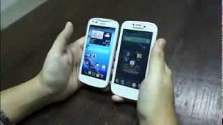 Acer Liquid E2 Vs Lenovo A706