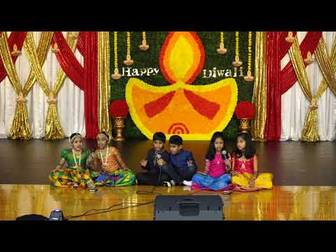 The Little Vidwans (Classical Song)