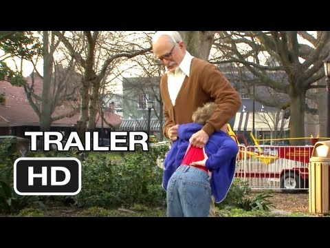 Jackass Presents: Bad Grandpa Official Movie Trailer (2013)