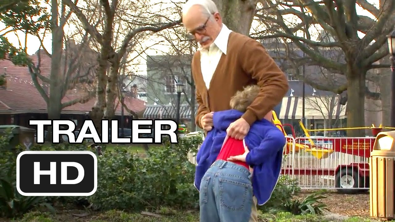 Bad Grandpa 2013 movie