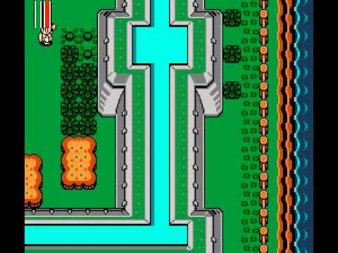 Weird Pirated Games: Zelda - A Link to the Past (NES port)