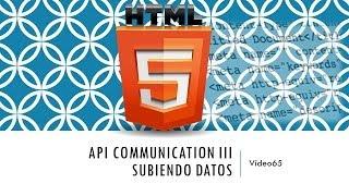 Curso de HTML 5. Parte 65