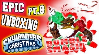 Epic Unboxing Of Jolly Bumble Blast Pt. 8 + Turbo Jet-Vac