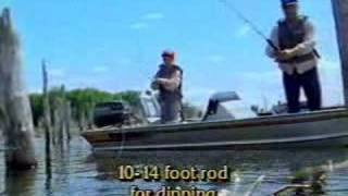 Crappie Fishing Location/Presentation/Behavior Pt1
