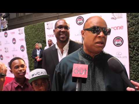 Stevie Wonder talks about Jordan Davis Case at NAACP Image Awards