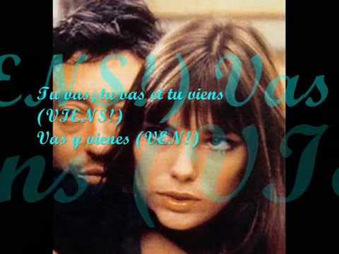 Je t'aime moi non plus - S, Gainsbourg, J. Birkin - Tributo con subtítulos en Español