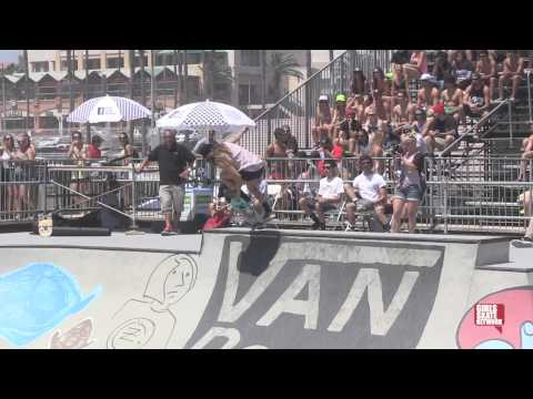 Van Doren Invitational Girls Finals 2013