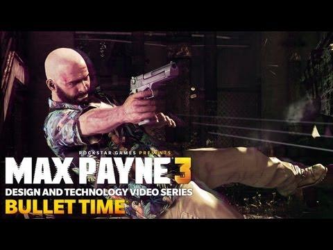 Новое видео Max Payne 3 – технологии замедления времени