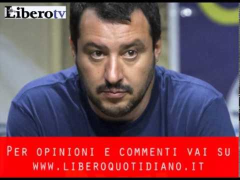 """Salvini a Belpietro: """"Bisognerebbe mandare la Fornero in esilio"""""""