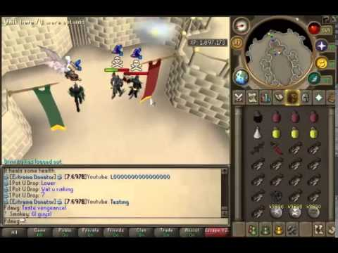 Escape V2 New Pking Video #2