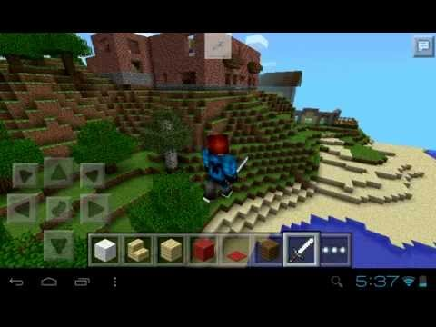 Minecraft PE MOD Review: Shaders Mod