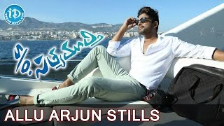 S/O Satyamurthy Movie – Allu Arjun Exclusive Stills