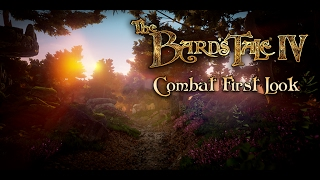 The Bard's Tale IV - Combat First Look