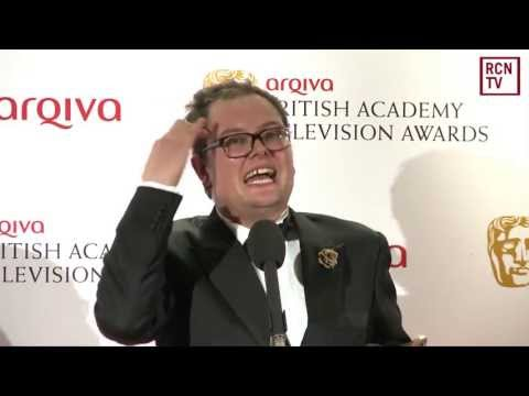 Alan Carr Interview BAFTA TV Awards 2013