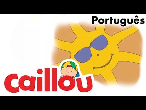 CAILLOU PORTUGUÊS - Um presente para a mamãe (S04E12)