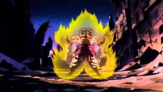DBZ Amv Dragon Ball Z Goku Vs Broly [ Broly Legendary