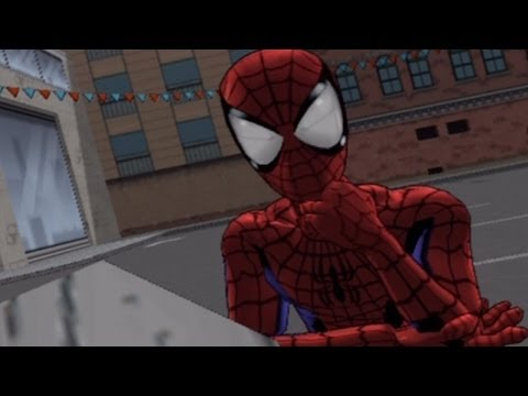 Ultimate Spider-Man - Walkthrough Part 5 - Chapter 5: Like a Rhinoceros, but Bigger