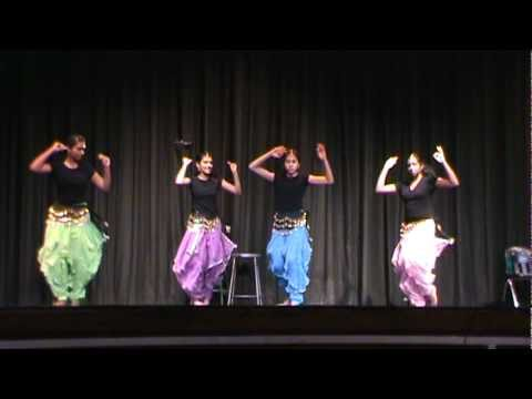 Bollywood Fusion Dance Performance