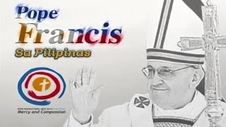 (LIVE) – Pope Francis Motorcade to Villamor Airbase Jan 19 (Full Video)
